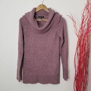 Dalia   Cowl Neck Knit Sweater Size Small